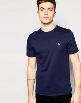 Lyle & Scott T-shirt With Eagle Logo