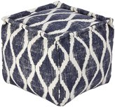 Signature Design by Ashley Pouf in Ink and White