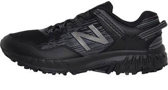 New Balance Mens MT410 V6 Trail Running Shoes Black
