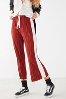 Silence & Noise Silence + Noise Sasha Accordion Pleat Culotte Pant