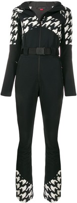 Perfect Moment Tignes belted jumpsuit