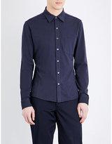 Closed Slim-fit Stretch-cotton Shirt