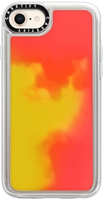 Casetify Neon Sand iPhone 7/8 Pro Max Case
