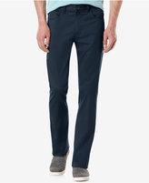 Perry Ellis Men's Slim-Fit Solid Sateen Pants