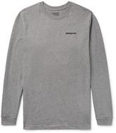 Patagonia - P-6 Logo Printed Organic Cotton-jersey T-shirt