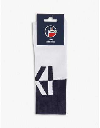 Selfridges Issyk stretch-knit socks