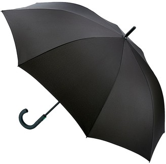 Fulton Typhoon Walking Umbrella, Black