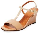 Chie Mihara Respiro T-Strap Wedge Sandal