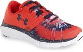 Under Armour 'SpeedForm Fortis' Athletic Shoe (Big Kid)