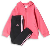 Adidas Sports Hoodie and Jogger Set