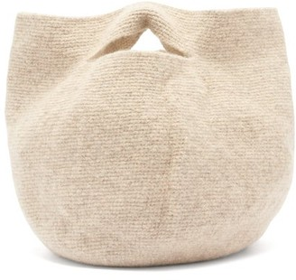 LAUREN MANOOGIAN Baby Bowl Wool Bag - Beige