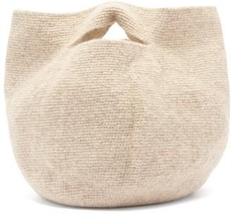 LAUREN MANOOGIAN Baby Bowl Wool Bag - Womens - Beige