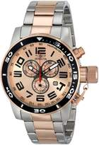 Invicta Men's 17100 Corduba Analog Display Swiss Quartz Two Tone Watch