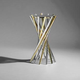 Jonathan Adler Electrum Abstract End Table