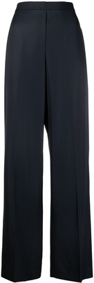 Theory Wide-Leg Tailored Trousers