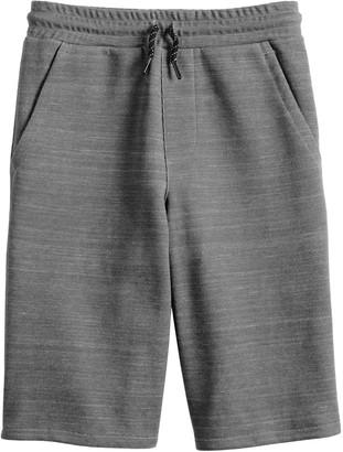 Urban Pipeline Boys 8-20 Knit Jogger Shorts in Regular & Husky