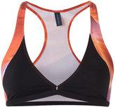Lygia & Nanny - panelled sports bra - women - Polyamide/Spandex/Elastane - 38