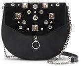Louise et Cie Jael Leather Embellished Crossbody Bag