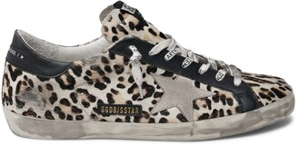 Golden Goose Super Star Low-Top Sneaker