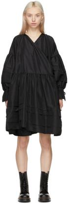 Cecilie Bahnsen Black Amalie Dress