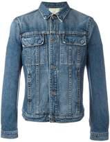 Helmut Lang flap pocket denim jacket
