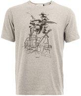 Undercover 'violins' print T-shirt