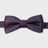 Paul Smith Boys' Navy 'Spot-Jacquard' Bow Tie