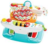 Fisher-Price 4-in-1 Step 'n Play Piano - Blue
