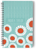 Minted Pretty Poppies Day Planner, Notebook, or Address Book