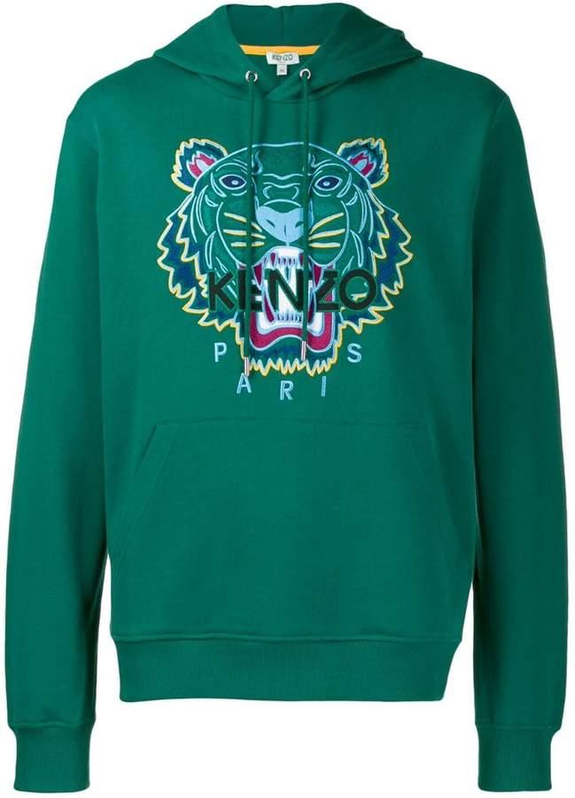 6efd783dc Kenzo Green Men's Sweatshirts - ShopStyle
