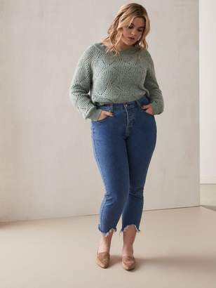 Levi's Stretchy High-Waisted Wedgie Skinny Jean Premium