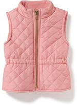 Old Navy Quilted Frost Free Vest for Baby