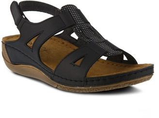Spring Step Flexus by Naxos Women's Slingback Sandals