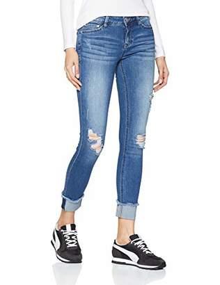 Tom Tailor Women's Gewaschene Skinny Jeans