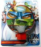 Tricoastal Design Marvel Avengers Night Light - Incredible Hulk, Captain America, Iron Man & Thor