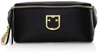 Furla Isola Leather Belt Bag