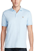 Polo Ralph Lauren Classic-Fit Pima Soft Short-Sleeve Solid Polo Shirt