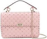 Valentino Garavani Valentino Rockstud Spike crossbody bag - women - Calf Leather/metal - One Size