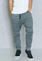 G Star Knee Zip Sweatpants
