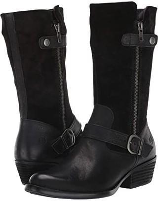 Børn Walker (Black) Women's Boots