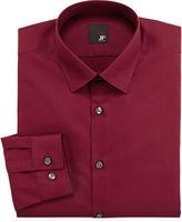 Jf J.Ferrar JF Easy-Care Stretch Dress Shirt - Slim Fit