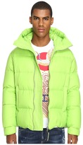 DSQUARED2 Hooded Puff Bomber