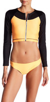 MPG Sport Sunray Cropped Bikini Top