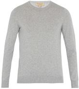 Burberry Richmond crew-neck cashmere-blend sweater