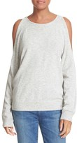 Elizabeth and James Women's Rae Cold Shoulder Sweater