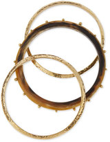 Ashley Pittman Kazi Mixed Bangle Set
