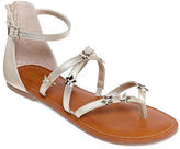 Arizona Gwen Womens Flat Sandals