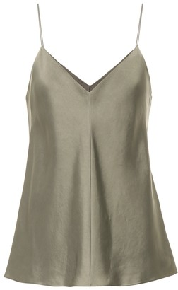 The Row Eda satin camisole