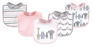 Hudson Baby Boys and Girls Baby Bibs