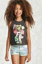 Forever 21 Girls Sequin Shorts (Kids)
